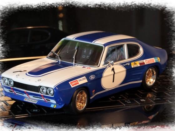 Ford Capri 2600 RS 1:18