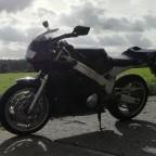 Meine FZR 600 3H