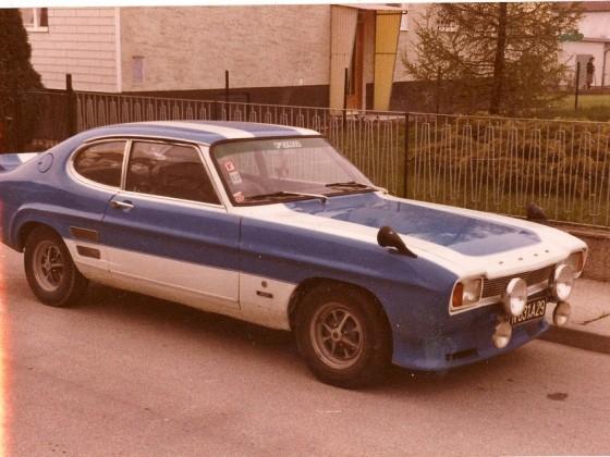 Ford Capri 1980
