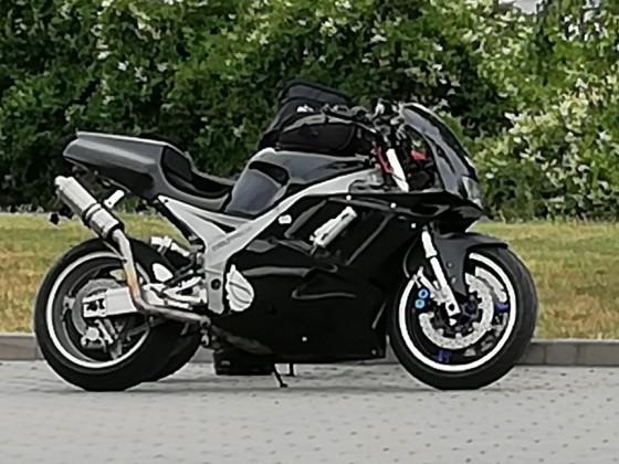 FZR1000 M Design