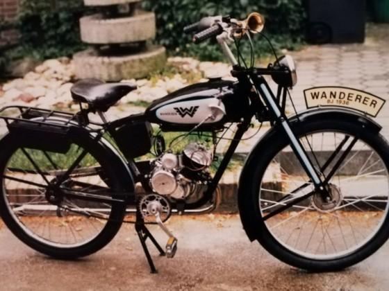 Wanderer Bj. 1936