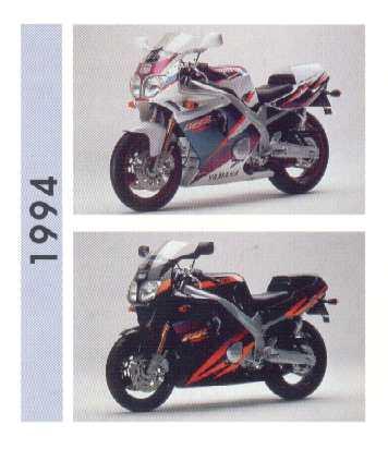 Kraftstofffilter Benzinfilter Yamaha FZR600 R 4JH 1994-1996
